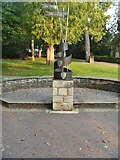 TL8564 : Bury St Edmunds Abbey precincts [17] by Michael Dibb