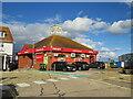 SZ4996 : Ferry terminal, Cowes by Malc McDonald