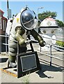 SZ6299 : Gosport - Diving Kit by Colin Smith
