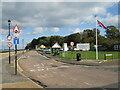 SZ5096 : East Cowes Esplanade by Malc McDonald