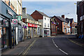 SP7387 : St Mary's Road, Market Harborough by Stephen McKay