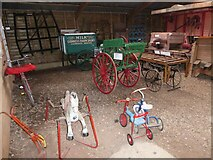 SU8543 : A fascinating visit to Tilford's Rural Life Living Museum (59) by Basher Eyre