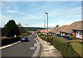 NZ6519 : Derwent Road, Skelton by habiloid