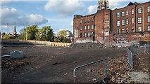 J3374 : Development site, Belfast by Rossographer