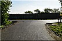 TQ6143 : Dislingbury Rd, Pembury Walks junction by N Chadwick