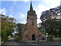 NU2229 : St Ebba's Church, Beadnell by Ruth Sharville