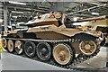 SY8288 : Bovington Tank Museum: Crusader III, Mk VI, A15 tank by Michael Garlick