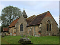 TL9528 : St. Mary's Church, West Bergholt by Chris Heaton