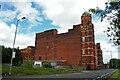 SJ6699 : Butts Mill, Leigh by Chris Allen