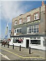 SZ6299 : Old Portsmouth - The Spice Island Inn by Colin Smith