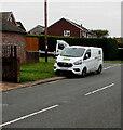 ST3090 : Invincible white van, Pilton Vale, Newport by Jaggery