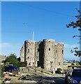 TQ9220 : Rye Castle by PAUL FARMER