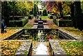 SU2496 : The Water Garden, Buscot Park by Brian Robert Marshall