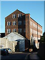 ST3208 : Old Town Mill, Chard by Chris Allen