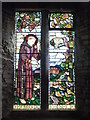SO2453 : Window inside St. Thomas à Becket Church (Chancel | Huntington) by Fabian Musto
