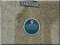 SD2878 : Plaque on Tarnside, Ulverston by Stephen Craven