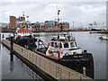 J3474 : Tugs at Belfast by Rossographer