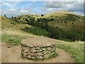 SO7645 : Malvern Hills - Toposcope by Colin Smith