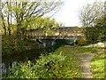 SK7229 : Long Clawson Bridge, no.37, Grantham Canal by Alan Murray-Rust