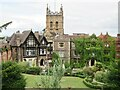 SO7745 : Great Malvern - Abbey Hotel by Colin Smith