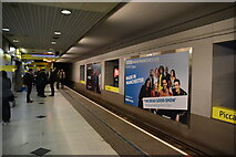 SJ8497 : Piccadilly Metro stop by N Chadwick