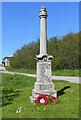 NX9821 : War Memorial by Wayland Smith