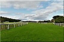 SD3778 : Cartmel Racecourse by Michael Garlick