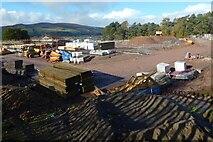 NS4078 : Bonhill High Dykes Development by Lairich Rig