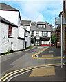 SO2800 : WNW along Trosnant Street, Pontypool by Jaggery