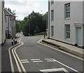 SO2800 : Trosnant Street traffic calming, Pontypool by Jaggery