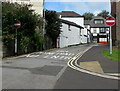 SO2800 : No Entry signs, Trosnant Street, Pontypool by Jaggery