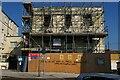 TR3571 : Pre-emptive graffiti, former hotel, Margate by Christopher Hilton