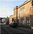 SJ5083 : Carnegie Library, Egerton Street, Runcorn by Jaggery