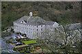 SK1772 : Cressbrook Mill by Chris Allen