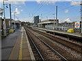 TQ3784 : Hackney Wick railway station, Greater London by Nigel Thompson