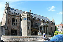 ST5545 : Wells Cathedral School, Music Faculty  (2) by Chris' Buet