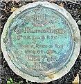 TQ8790 : Grave memorial to Captain H C Stroud by Paul Jones