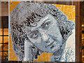 SJ8497 : Windows of Creativity, Shelagh Delaney by David Dixon