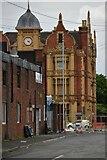 SJ7996 : Trafford Park Hotel by N Chadwick