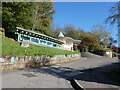 SS8200 : Pharmacy and clinic, Crediton Hospital by Roger Cornfoot