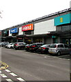 ST3486 : Iceland shop in Newport Retail Park by Jaggery