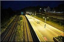 NT9953 : Berwick-Upon-Tweed : Railway Station by Lewis Clarke