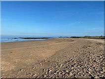 NT5185 : Yellowcraig Beach by John Allan
