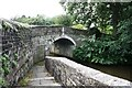 SD9354 : Leeds & Liverpool Canal Bridge 170 (Higher Land) by Roger Templeman