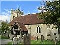 SU8236 : Headley - Parish Church by Colin Smith