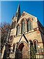 SK9769 : St Katherine's Cathedral, Lincoln by Oliver Mills
