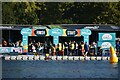 TQ2780 : Start and finish of Swim Serpentine by N Chadwick