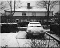 SJ9593 : Snow on Werneth Avenue by Gerald England