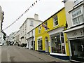 SY2490 : Seaton - Fore Street by Colin Smith