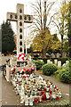 SK8052 : Polish War Memorial by Richard Croft